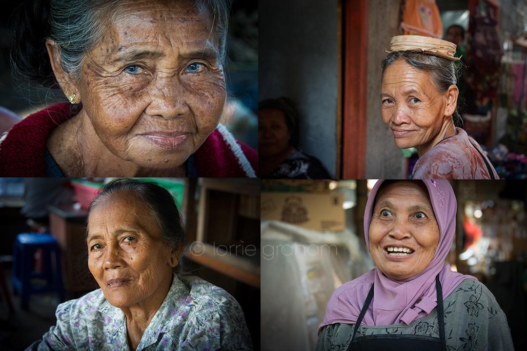 Amlapura Markets, East Bali