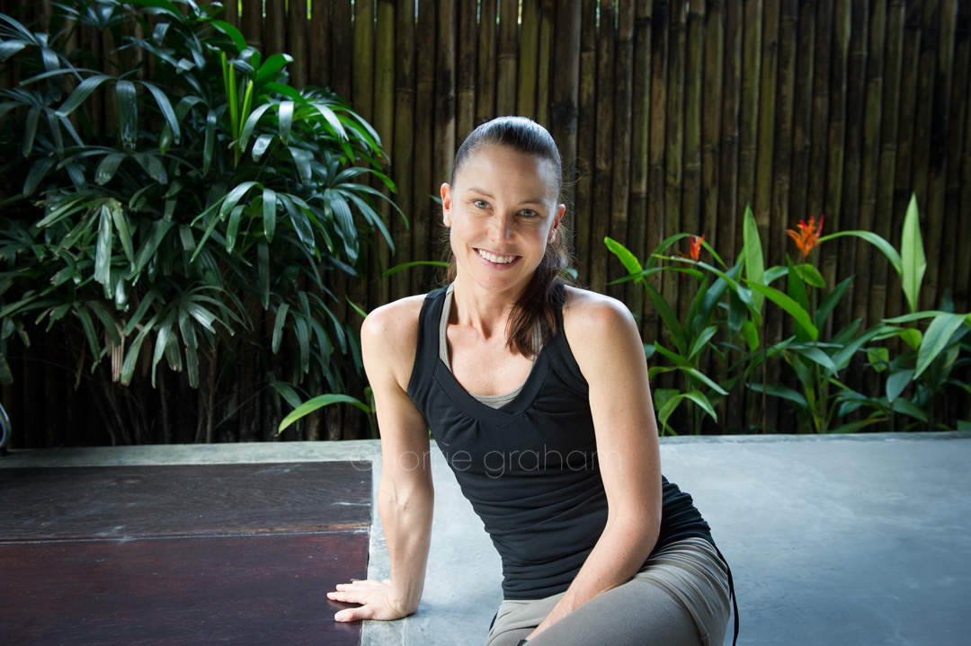 Ubud Pilates - The wonderful Asa