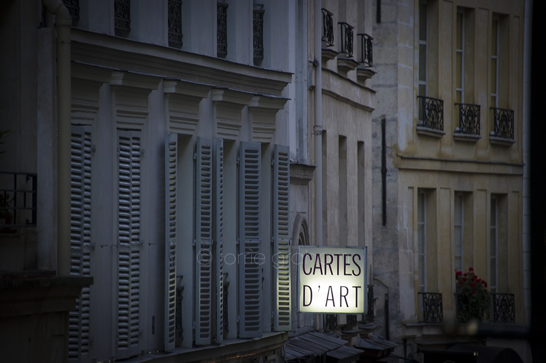 A selection of images from Paris