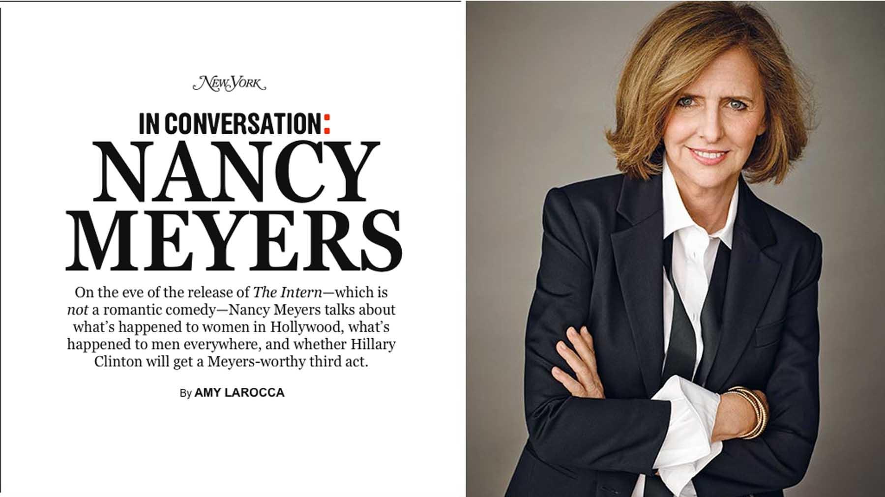 Nancy Meyers The Incredible Nancy Meyers Lorrie Graham
