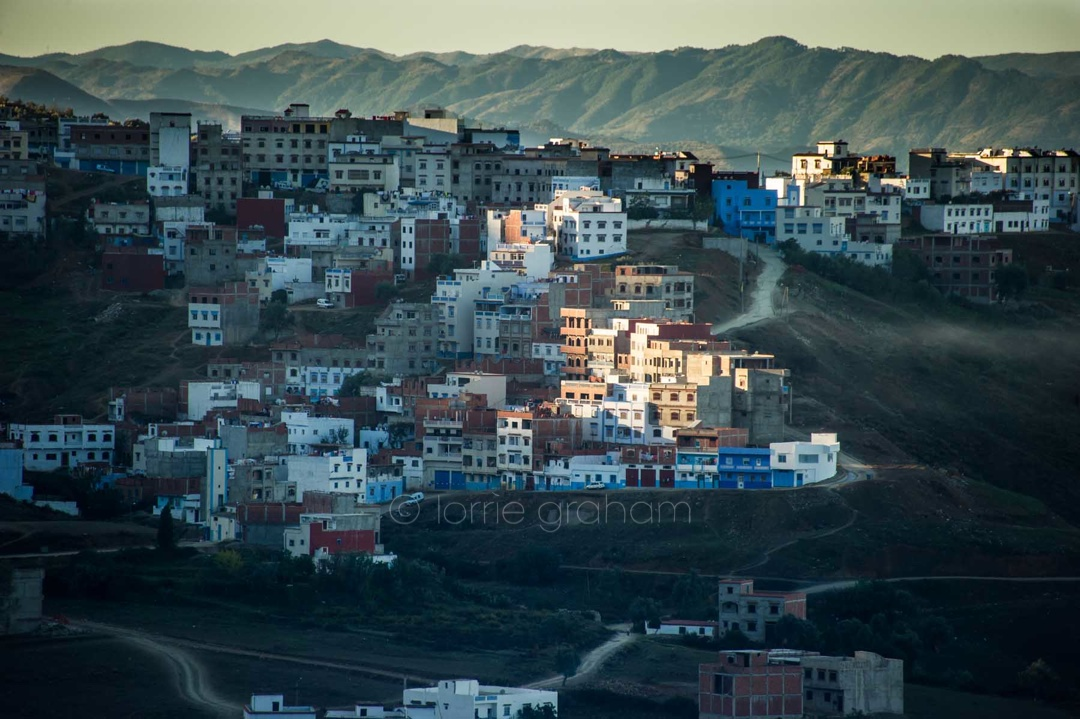 Images from Chefchouen, Morocco.