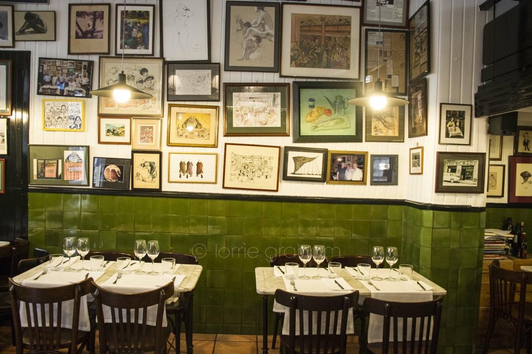 Bilbao Restaurant Barcelona Lorrie Graham