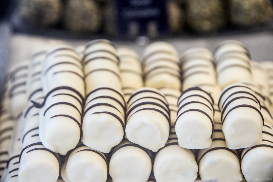 Adora handmade Belgium chocolates have opened a new store in Newtown