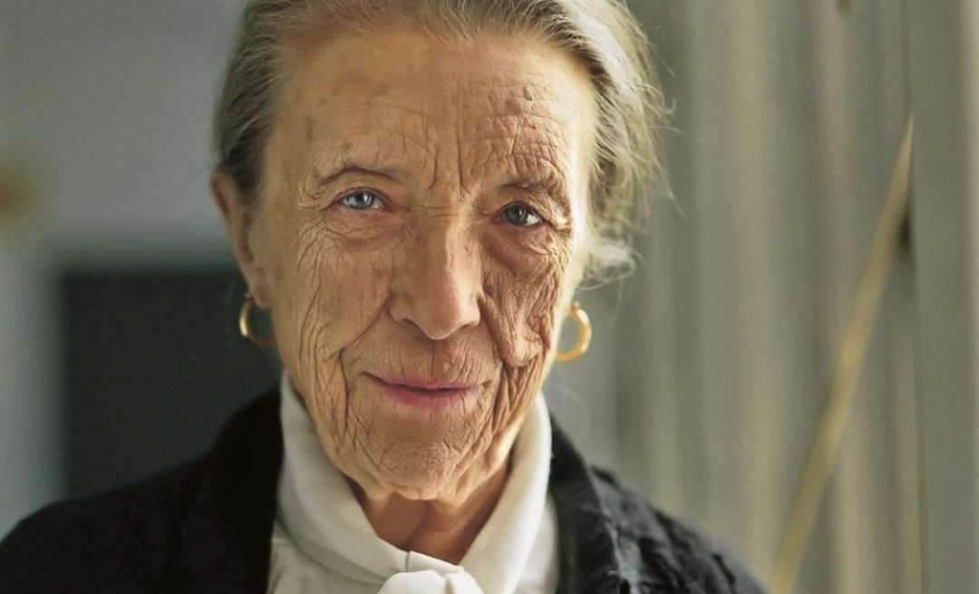 What women want over the age of 50, Shock its not to look younger. Louis Bourgeois