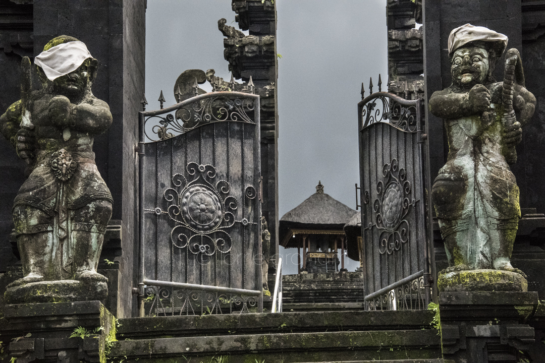 Besakih Temple, East Bali, January 2018