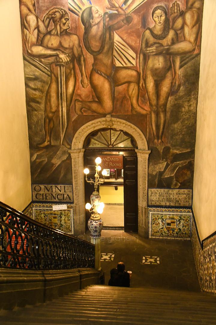 Sanborns de los azulejos centro historico mexico city Sanborns de los azulejos mexico