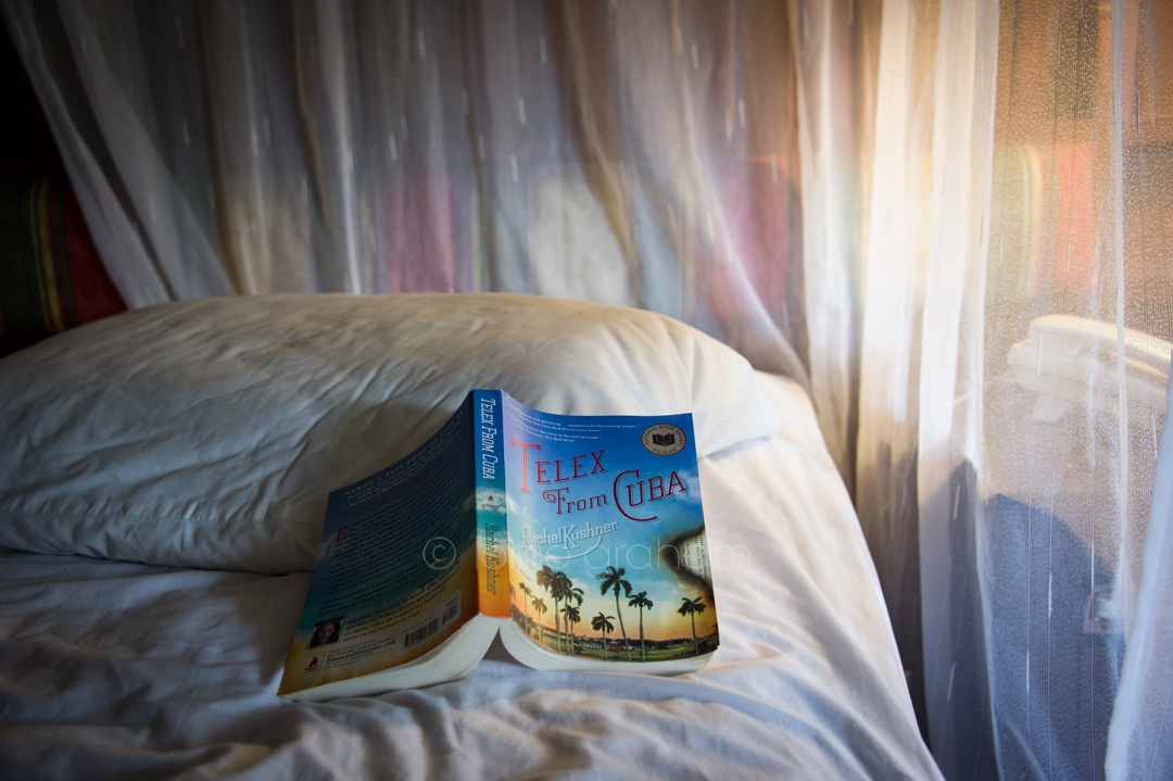 Telex from Cuba, a great holiday read