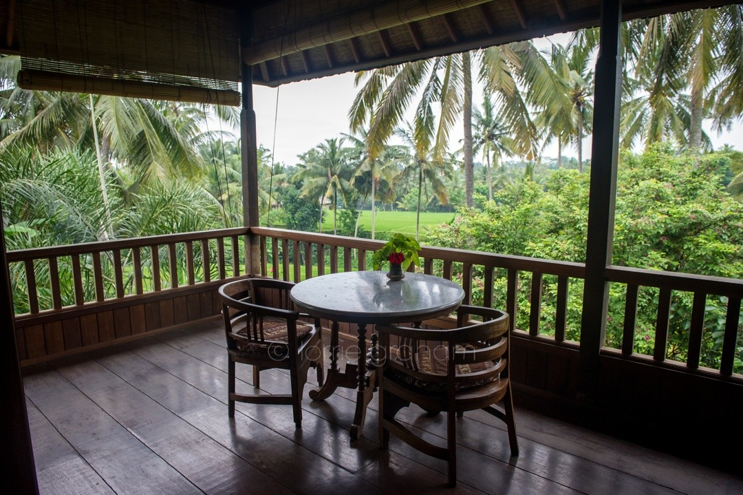 Villa A in the second annex area at Ananda Cottages, Ubud, Bali