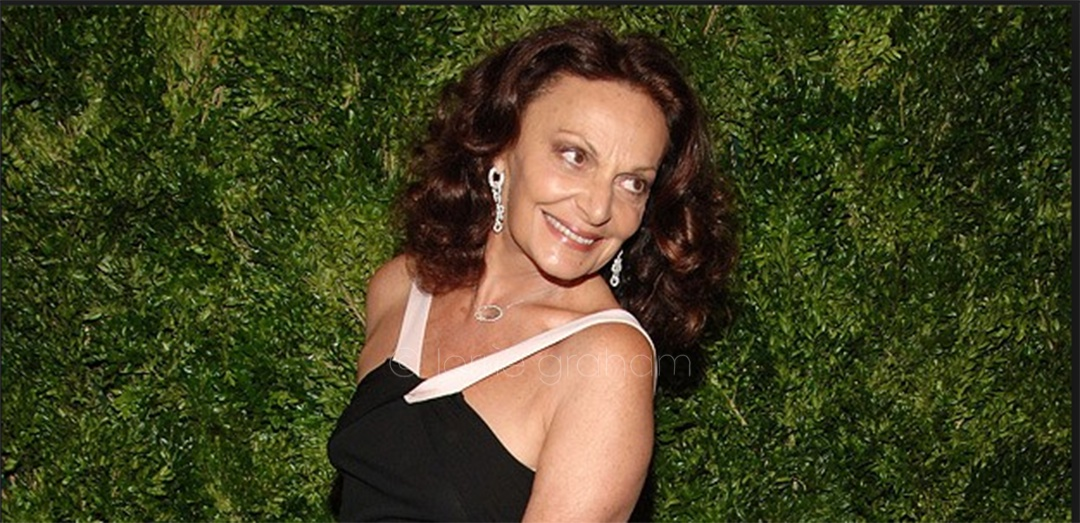 Diane Von Furstenberg photo credit : Google Images