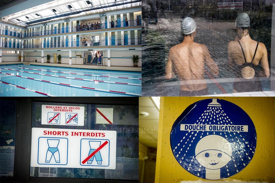 Swimming in paris sort of lorrie graham for Swimming in paris