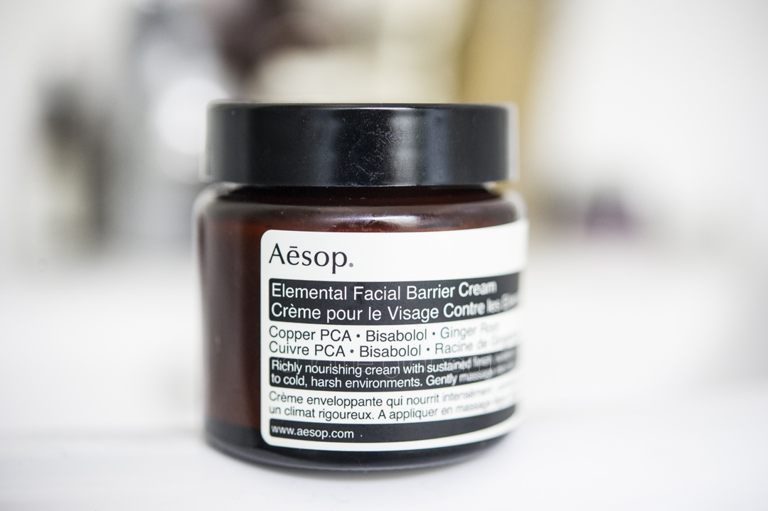 Aesop - Elemental Facial Barrier Cream for dry and sensitive skin