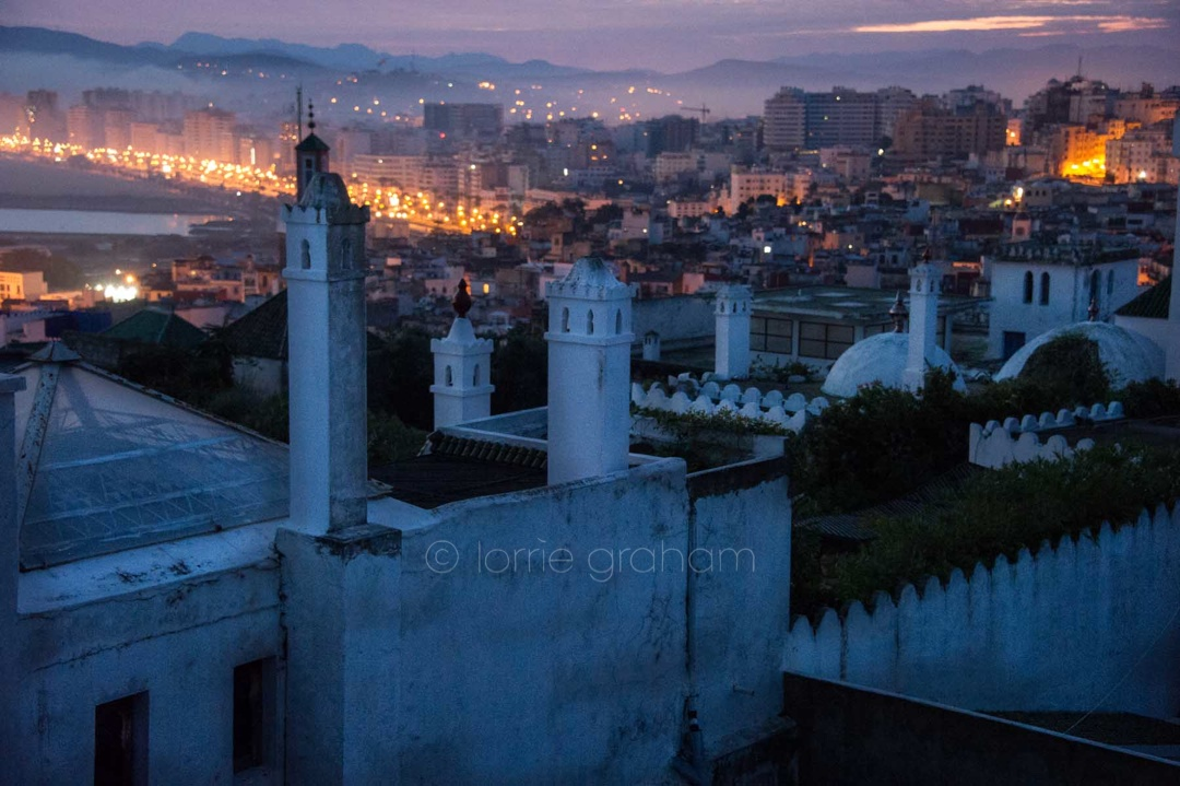 Images from La Tangerina, Tangier, Morocco