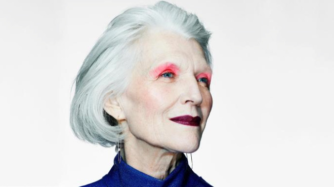 Maye Musk – a fresh look
