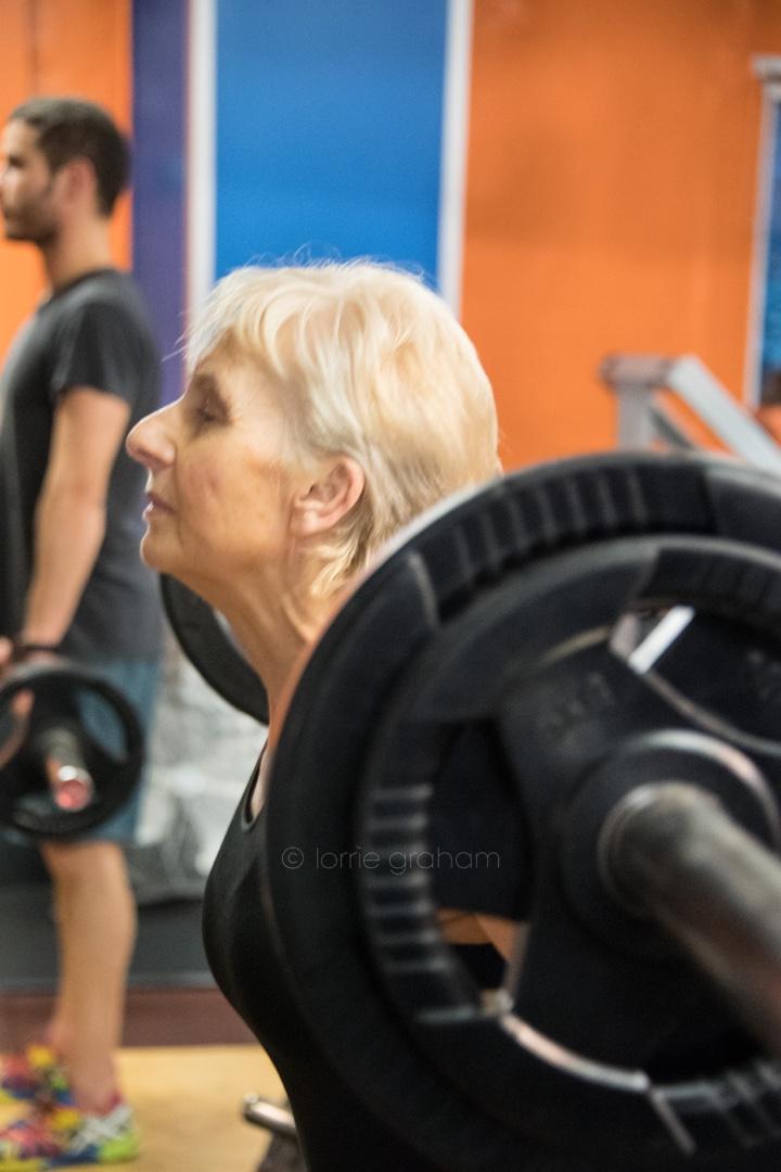Paula Goodyear talks weights and women's health