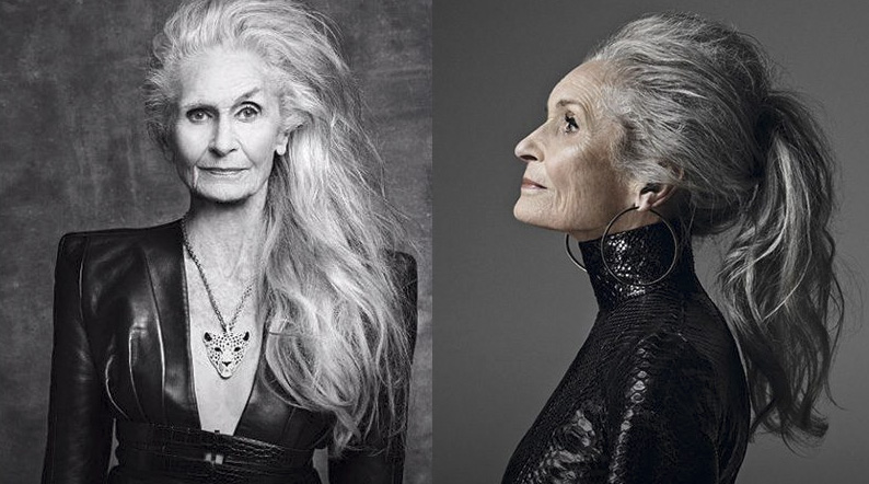 Long Hair Styles Over 50: Are You Over 50 With Long Hair?