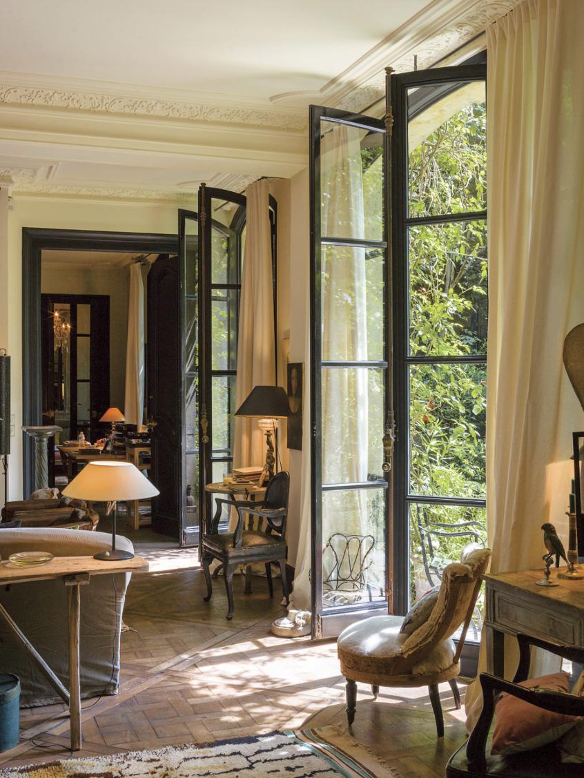 Inside Marie France Cohen Of Merci Paris Home Lorrie