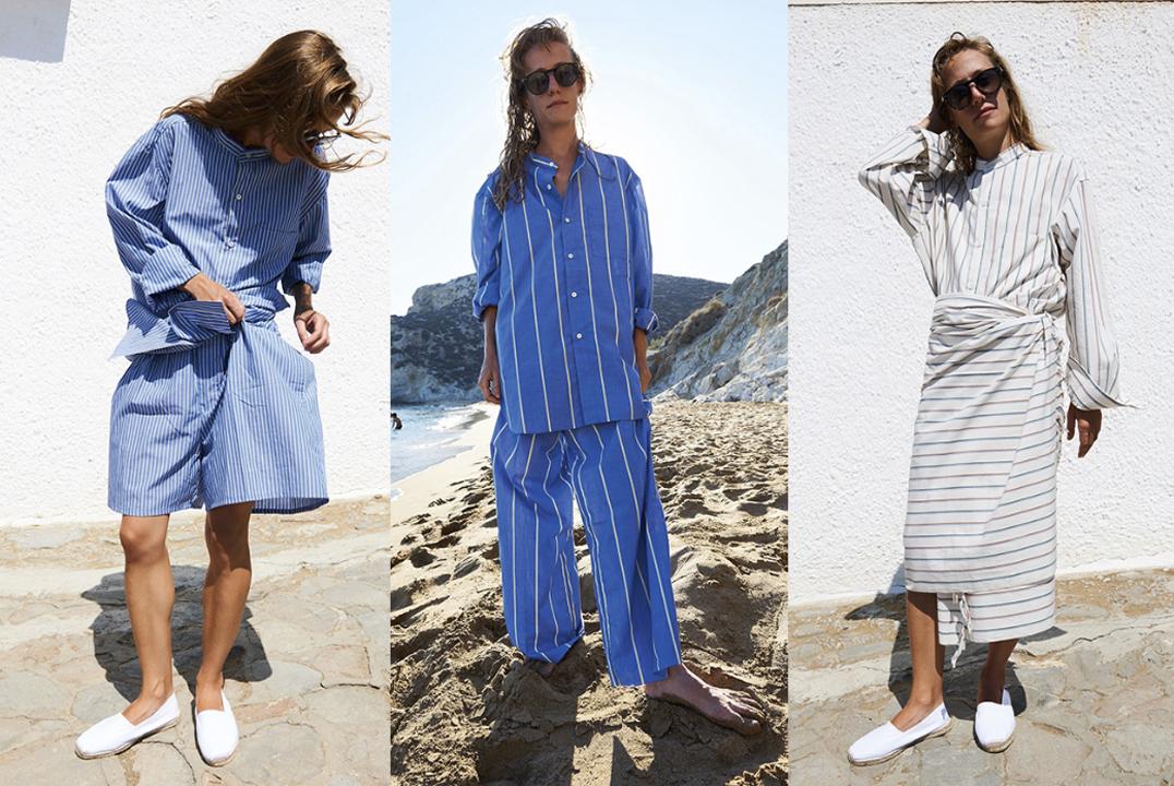 Crista Seya a fashion designer I covert is now online