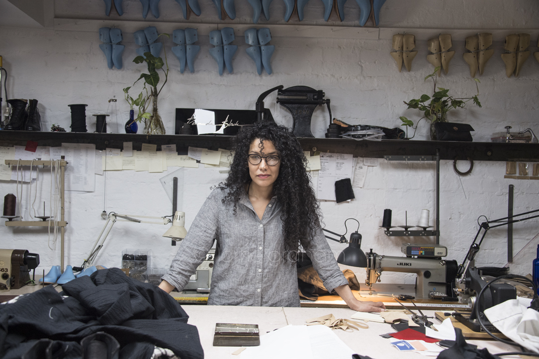 Bermuda black is one of the small enterprises that are part of the City of Sydney's Foley Street Creative Spaces project. © Lorrie Graham