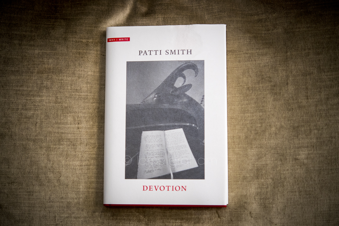 "Patti Smith's ""Devotion"" is a slim meditation on the essential mystery of the creative act that is equal parts exasperating and inspiring"