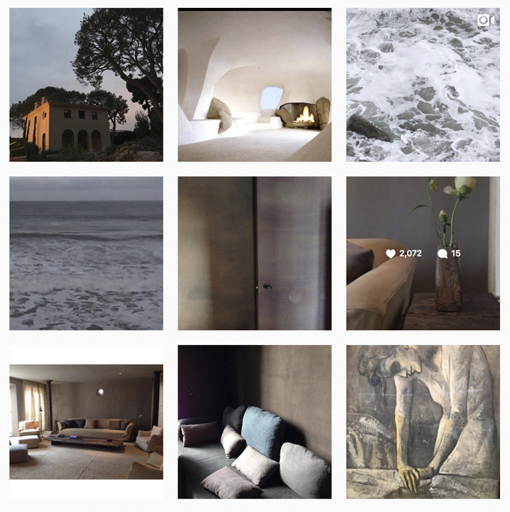 I have every book by Axel Veroordt he is my interior design guru so i'm sharing his instagram @axelveroordt with you.