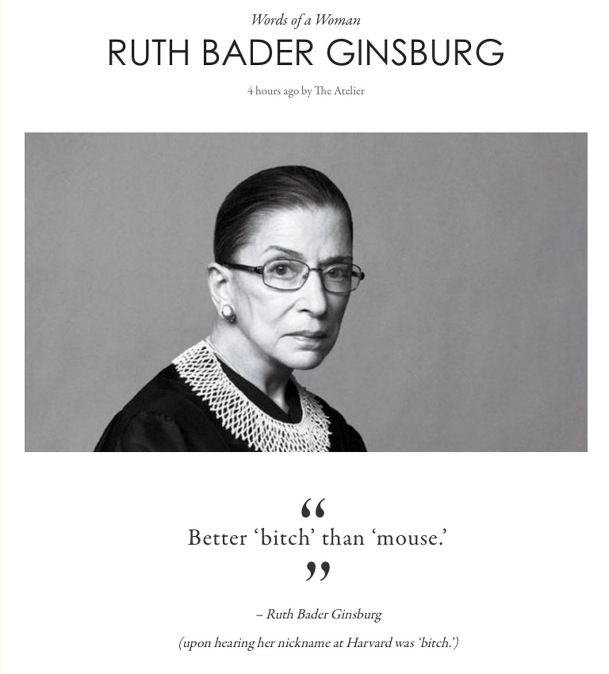 "If you know nothing about RBG you might be interested in this Documentary Stirring in all the right ways, ""RBG"" is much more than just a profile of Ruth Bader Ginsburg"