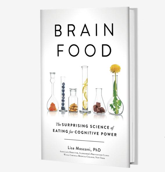 Lisa Mosconi PHD - Brain Food