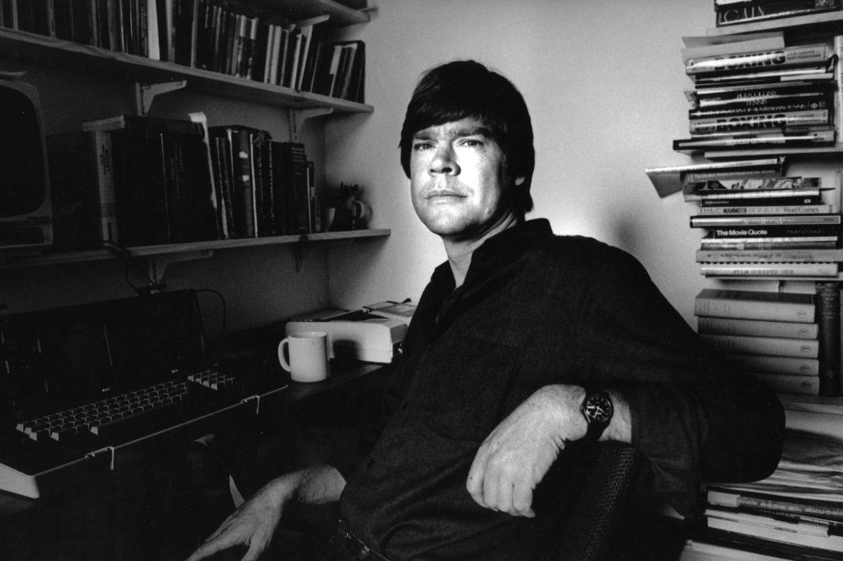 Peter Corris, Writer, Sydney, 1991.