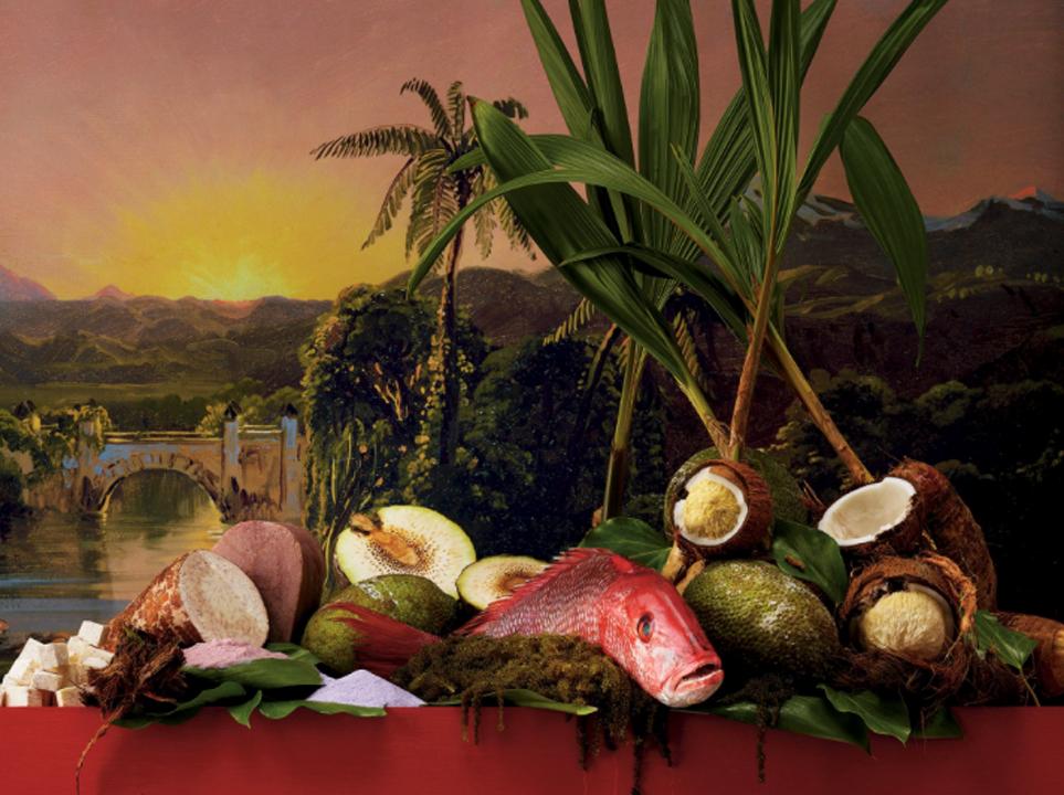 Polynesian Cuisine