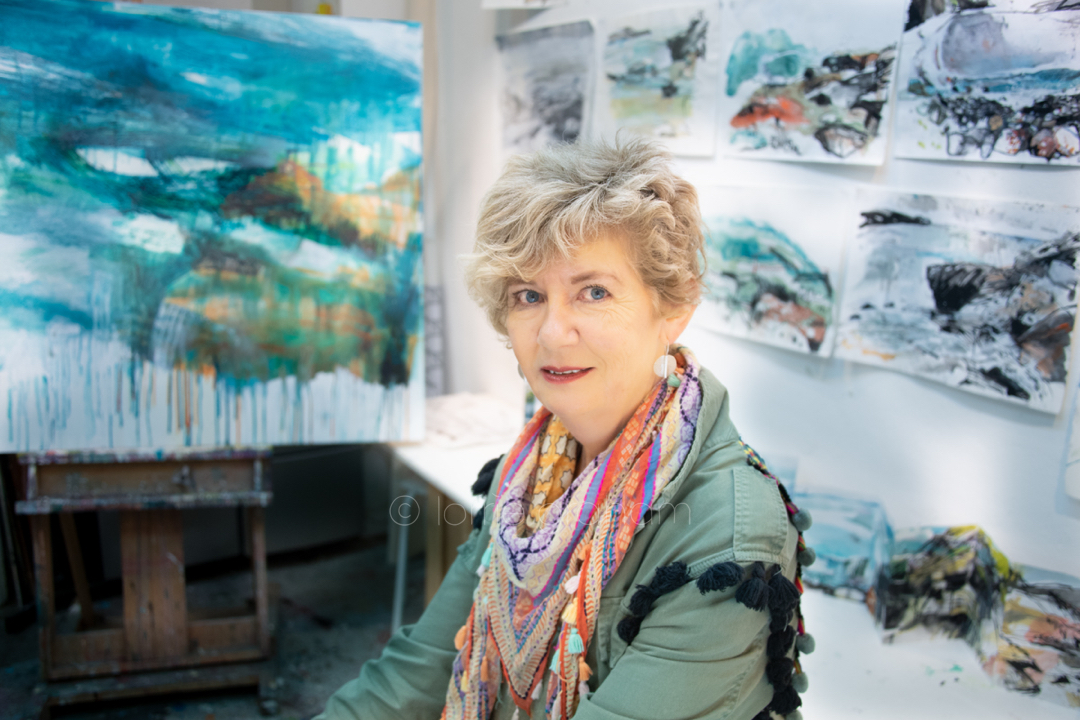 Debbie Mackinnon Profile and Style images, Crows Nest, Sydney, 2018
