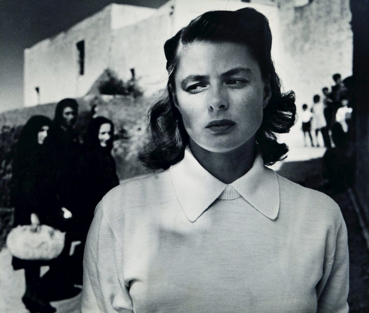 Ingrid Bergman by Gordon Parkes 1949