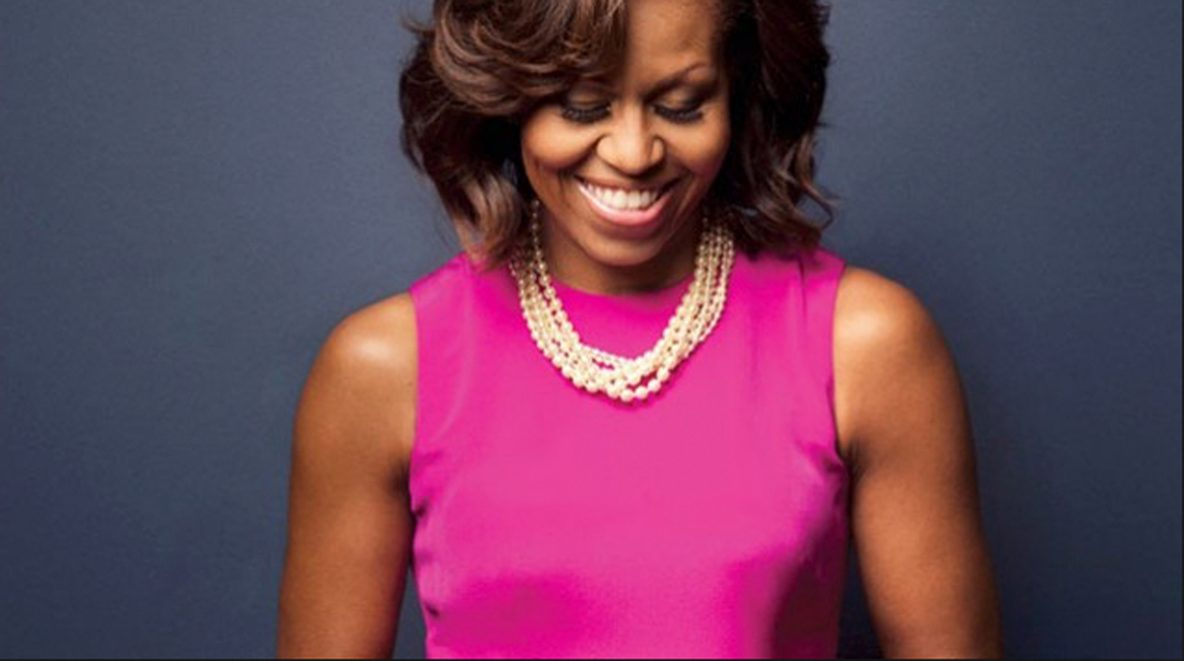 Michelle Obama Life and Times cover