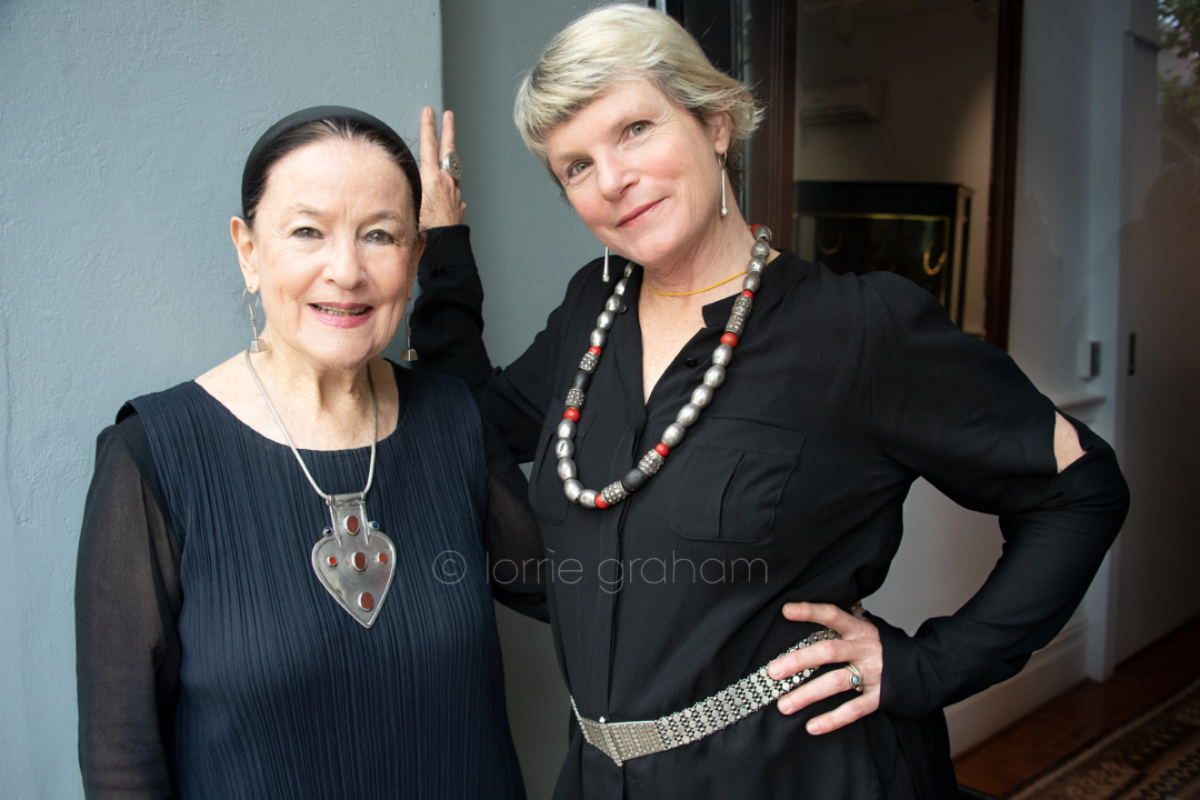 Jewels on Queen a pop up store to showcase Anne and Nell Schofields's collection of exotic Indian Traditional and tribal Jewellery