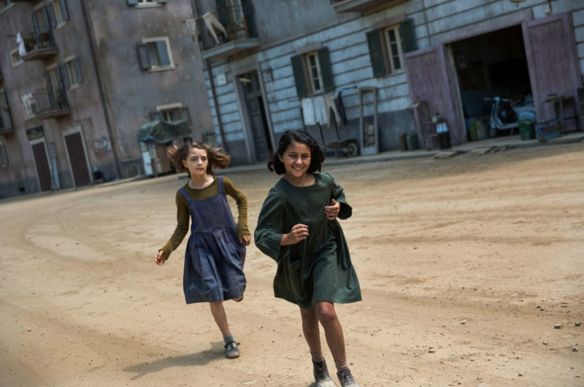 My Brilliant Friend HBO by Elena Ferrante